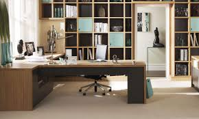 contemporary study furniture.  Furniture Special Feature Peninsula Style Desk To Contemporary Study Furniture P