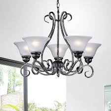 battery operated outdoor chandelier lovely iron 5 light hanging chandelier