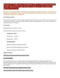 Cover Letter 48 Nursing Examples Example Resume Sample For Nurse