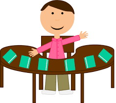 28 Collection Of Teacher Reading Table Clipart High Quality Free