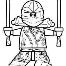 Small Picture Printable Coloring Sheets Ninjago Coloring Pages