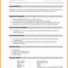 resume doc. Resume Format For Teachers Doc File