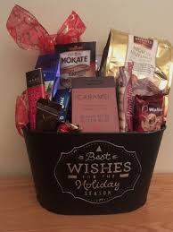best wishes holiday gift basket
