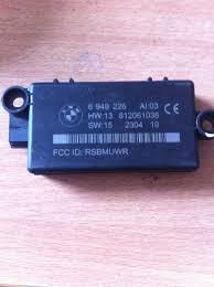oem bmw e63 e64 6 series dwa alarm module 6949226 65756949226 bo2a oem bmw e63 e64 2004 6 series dwa alarm module 6949226 65756949226 b2