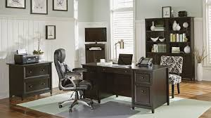 office furniture collection. edge water estate black office furniture collection f