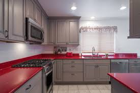 Topic Related to Red Kitchen Countertops Interior Design Ideas And Photo  Gallery Q