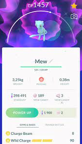 Full details revealed for the Pokémon GO Masterwork Research All-in-One  #151 to get Shiny Mew