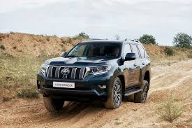 Toyota Gives The 2018 Land Cruiser A Modern Flair For Frankfurt ...