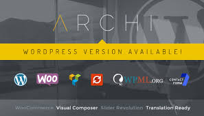 Archi is interior design website template which specially made for Interior  Design services. Archi help you to build beauty and modern website in no  time.