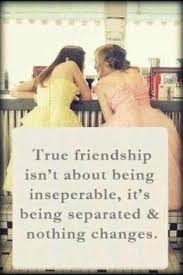 so true of my far off friends 3 always the same with