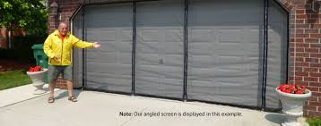 roll up garage door screenGarage Door Screens for Residential and Commercial