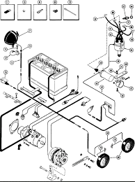 Delco alternator wiring diagram external regulator fresh motor single phase diagrams of