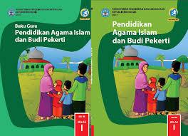 Soal agama islam kelas 1 sd semester 1 dan kunci jawaban ini kami bagikan dalam bentuk format word siap download. Buku Kurikulum 2013 Sd Mi Kelas 1 Pendidikan Agama Islam Dan Budi Pekerti Edisi Revisi 2017 Untuk Guru Dan Siswa Dadang Jsn