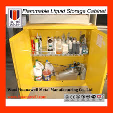 Yellow Flammable Cabinet Zoyet Industrial Safety Cabinetflammable Liquids Safety Storage