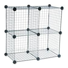 metal storage cubes grid wire modular shelving and metal storage cubes metal storage cubes