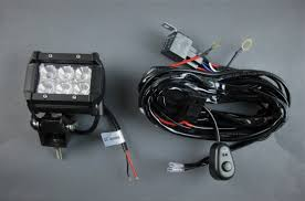 wiring harness for 4 off road lights wiring diagram prosource 4 cree led off road light bar pod 6 000k flood beam wprosource 4 cree led off road light bar pod 6 000k flood beam w wiring harness