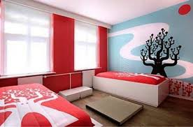 sensations of colorful space through the interior wall painting paint color combinations for bedrooms with