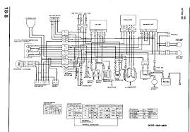 honda fourtrax wiring diagram honda wiring diagrams