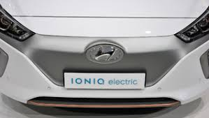2018 hyundai ioniq electric. contemporary hyundai electric hyundai crossover coming in 2018 with 2018 hyundai ioniq electric