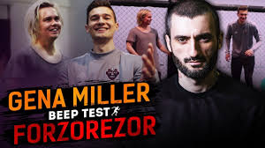 Beep Test | Super Stas | Forzorezor | Gena Miller - YouTube