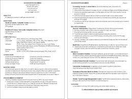 Sample Computer Programmer Resume Xml Programmer Sample Resume Podarki Co