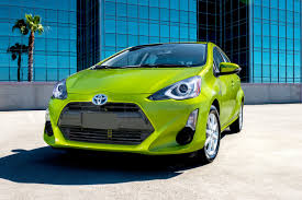 2016 Toyota Prius c Overview   The News Wheel