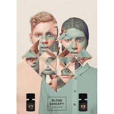 <b>Blood Concept</b> perfume <b>XY Nude</b> Wood