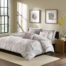 madison park bedding. Simple Bedding Madison Park Samir 6Piece FullQueen Duvet Cover Set In Purple On Bedding O