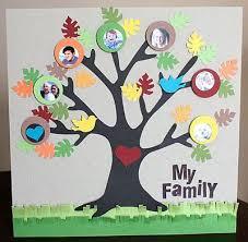 Arbol Genealogico Creativo Manos Maravillosas Scrapbooking Para El Dia Del Padre