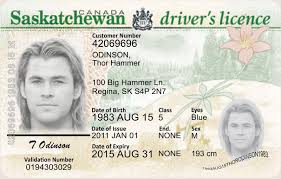License Scannable - Saskatchewan Ids Id Fake Drivers sk Idviking Best