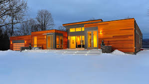 Modular homes can be built quickly and efficiently, saving on construction  costs.