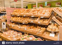 Bakery Section Stock Photos Bakery Section Stock Images Alamy