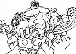 Small Picture Avengers Coloring Pages Coloring Pages Kids
