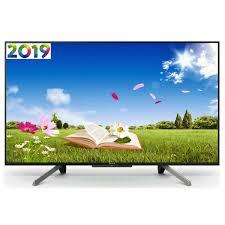 Smart Tivi Sony Full HD 43 Inch KDL-43W660G VN3 LED (Mẫu 2019) kết nối  Internet Wifi (Đen) - Bảo hành 2 năm