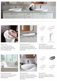 kohler k 20705 n 96 biscuit veil trough vessel sink without overflow faucet com