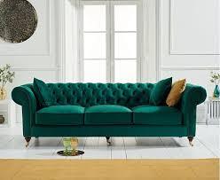 alyva Šventovė bėk velvet sofa