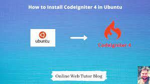 how to install codeigniter 4 in ubuntu