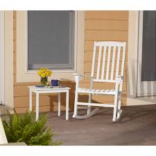 ideas white wood porch rocking chairs white wood porch rocking chairs mainstays outdoor rocking chair