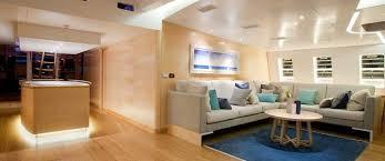 via beautiful living room lighting design