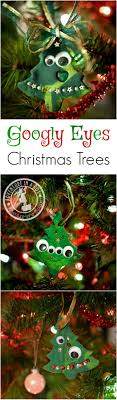 Christmas Tree Clay Ornaments