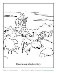 Small Picture Samuel Anointing David King coloring page Coloring Pages