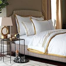 white and gold bed sheets white and gold bedding white and rose gold bed sheets
