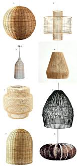 tropical pendant lighting. Tropical Pendant Lighting Blissful Corners Wicker Lights Bliss Kitchen: Large Size L