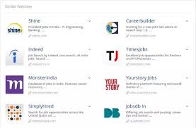Shine Job Posting What Are The Best Similar Websites To Naukri Com Which Can