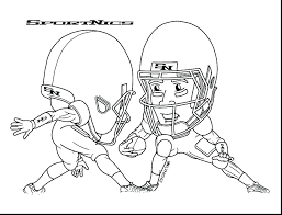 Nfl Logos Coloring Pages Team Logo Coloring Pages Page Real Football