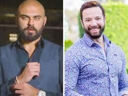 تامر شلتوت يهنئ أحمد صلاح حسني بعيد ميلاده