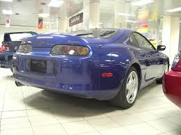 1998 toyota supra for sale