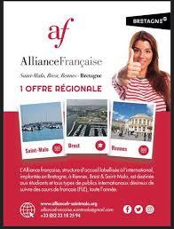 Alliance Française Saint Malo Bretagne Cours De Français Pour
