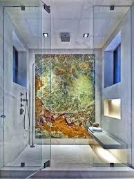 master bathroom ideas walk in shower niches with led lighting niche waterproof