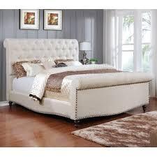 California King Sleigh Beds You'll Love | Wayfair